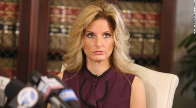 Trump Is About to Get a Dose of Due Process From Summer Zervos